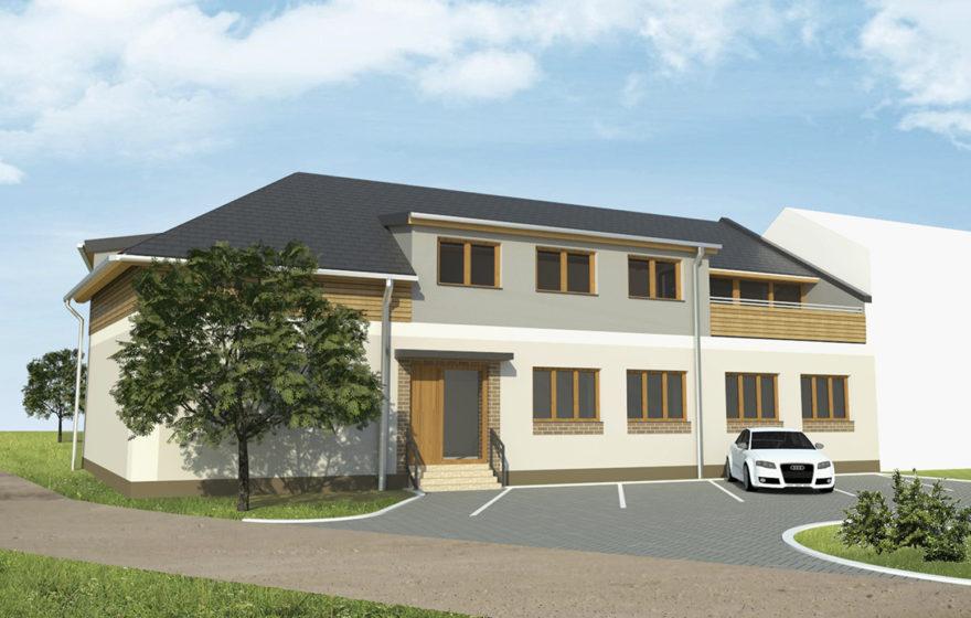 Atypické velkometrážní byty se zahradou nebo terasou, Mostkovice