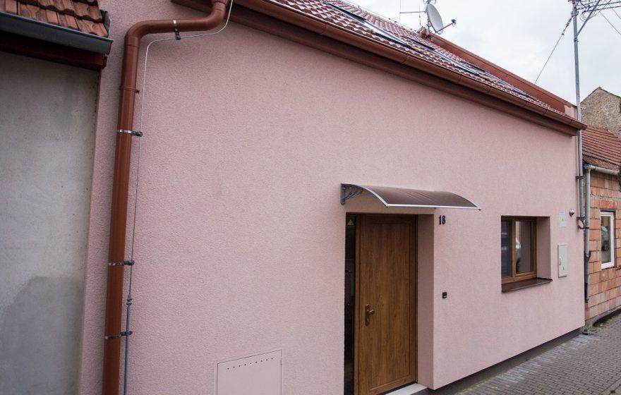 Rodinný dům ul. Ovesná, Prostějov – Domamyslice