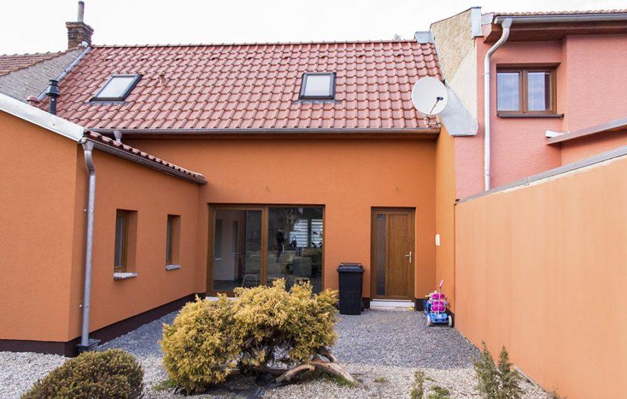 Rodinný dům ul. Lipová, Prostějov – Čechovice